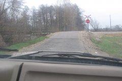 2006.04.17 Ujście Jeziorki do Wisły