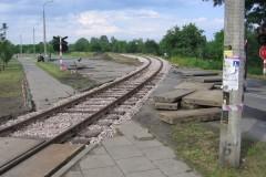 2007.06.23 Przejazd kolejowy na Bielawskiej