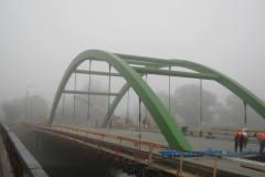 2009.10 Remont mostu drogowego na Mirkowskiej