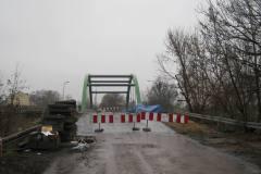 2009.11 Remont mostu drogowego na Mirkowskiej