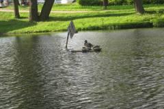 2010.07.07 Grapa - staw i rzeka