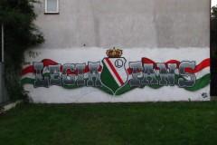 2011.08 Graffiti na rogu Bielawskiej i Polnej