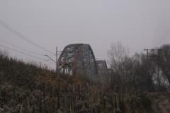 2011.11.13 Most kolejowy w Górze Kalwarii