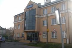 2011.11 Komisariat policji przy ul. Polnej