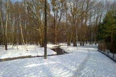2012.01.22 Park Zdrojowy i tężnia solankowa zimą