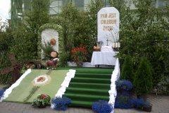 2012.06.07 Ołtarze Bożego Ciała w Jeziornie
