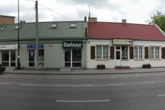Wschodnia strona ul. Warszawskiej, Konstancin-Jeziorna