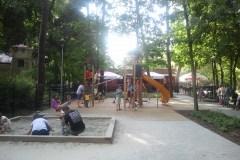 2012.08.08 Nowy plac zabaw w Parku Zdrojowym