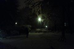2012.10.28 Pierwszy śnieg