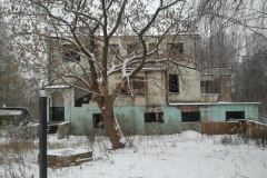 2012.12.08 Ruina przy ul. Kołobrzeskiej