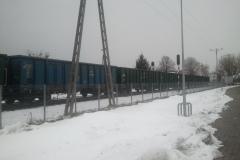 2013.03.30 Pociąg w Jeziornie