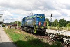 2013.07.20 Na stacji kolejowej Jeziorna