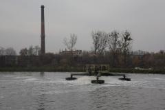 2013.10.25 Teren po fabryce papieru w Mirkowie