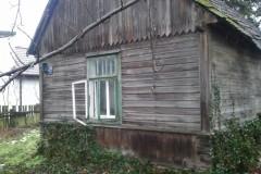 2013.12 Drewniany dom w Jeziornie
