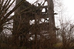 2013.12 Opuszczone gospodarstwo w Łęgu