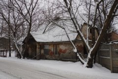 2014.01.26 Opuszczony dom na ul. Chylickiej