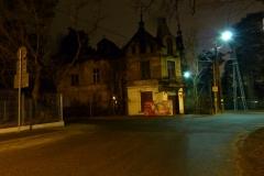 2014.03.04 Dom na rogu ul. Szpitalnej i ul. Granicznej