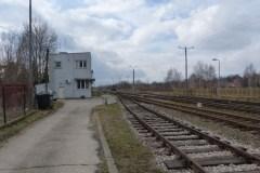 2014.03.18 Bocznica kolejowa do Mirkowa