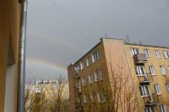 2014.04.15 Podwójna tęcza na Grapie