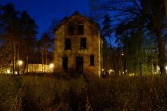 2014.04 Ruina domu na rogu ul. Jagiellońskiej i ul.Piotra Skargi