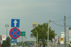 2014.06.29 Budowa restauracji McDonald's w Bielawie