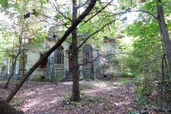 2014.09 Zrujnowane wille między ul. Graniczną a ul. Kraszewskiego