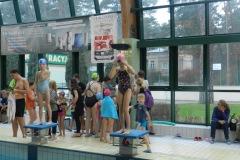 2014.12.06 Mikołajkowe zawody pływackie