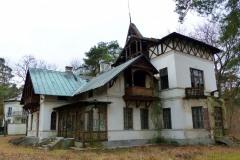 "Willa ""LeonĂłwka"", ul Mickiewicza, Konstancin-Jeziorna"