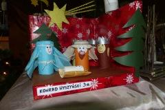 2015.12.15 Konkurs na szopkę bożonarodzeniowa w ZS 2