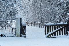 2016.01.16 Konstancin-Jeziorna pod śniegiem