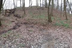 2016.04.09 Wodospad przy drodze do Obór