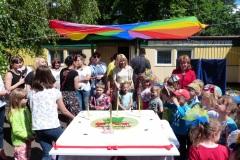 2016.06.11 Festyn na 35-lecie przedszkola Leśna Chatka