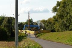 2016.09 Remont mostu w Obórkach
