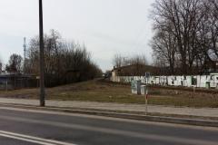 2017.03.04 Pociąg na przejeździe kolejowym przy ul. Bielawskiej