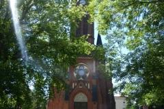 2019.06.09 Kościół w Mirkowie