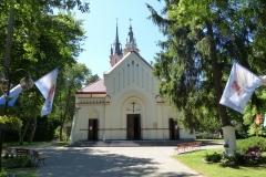 2019.06.09 Kościół w Skolimowie