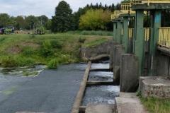 2019.08.10 Niski stan wody na Imberfalu