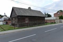 2019.08.18 Drewniany dom przy ul. Skolimowskiej
