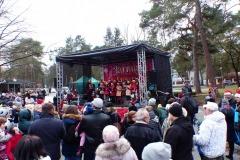 2019.12.15 Jarmark świąteczny w Parku Zdrojowym